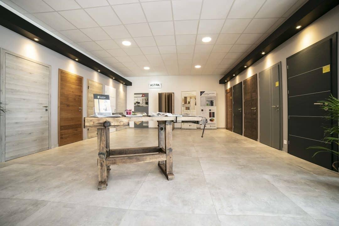 Nouveau showroom, nouveaux produits, nouvelle ambiance